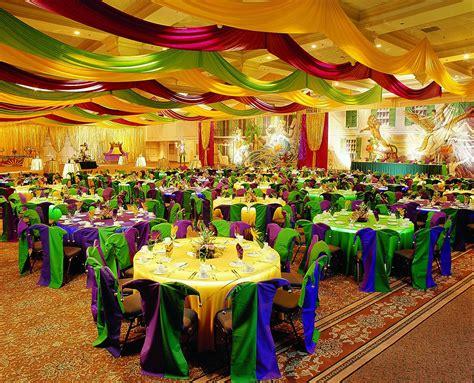 mardi gras table decorations mardi gras wedding table decorations mardi gras