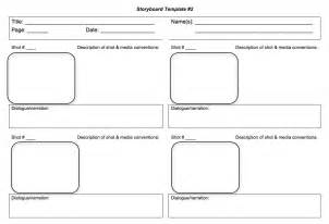 Qc Story Template by Storyboard Template Playbestonlinegames