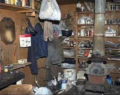 Unabomber Cabin by Illogical Contraption Kaczynski Kurzweil Acid Tests