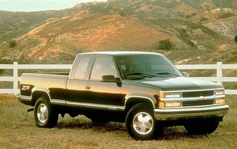 Cheysa New Series 1998 chevrolet c k 1500 series information and photos zombiedrive