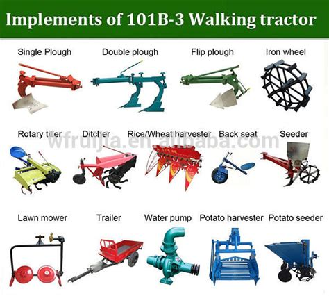 types of garden tools and their uses china tractor implements for sale diesle walking tractors
