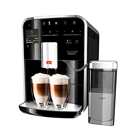 Machine à Café Melitta 1144 by Machine Expresso Caffeo Baristsa Ts Noir De Chez Melitta