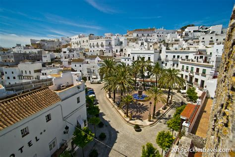 la spain vejer de la frontera spain travel photo essay
