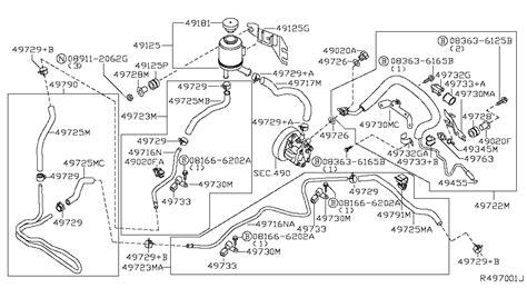 electric power steering 2007 nissan altima transmission control 2005 nissan altima sedan oem parts nissan usa estore