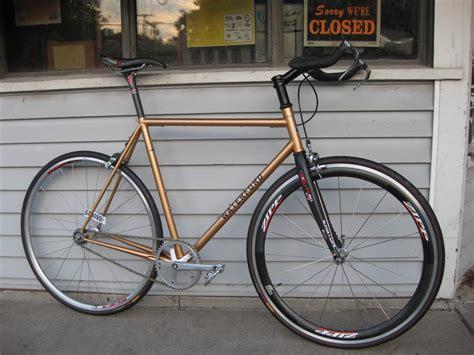 Mba Single Speed Track Bike by Waterford Track Bike Single Speed The Broken Spoke
