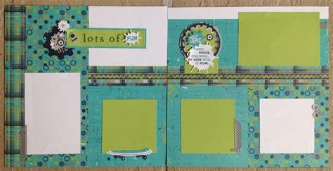 sle layout of scrapbook scrapi traci april scrapi workshops offer three kit choices