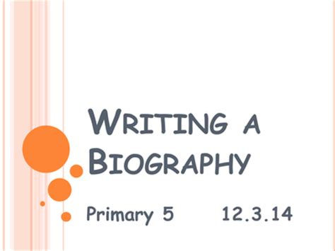 biography writing ks2 tes writing a biography by karenarthurs91 uk teaching