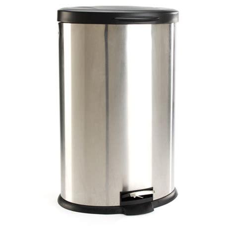 kitchen stainless steel trash can kitchen ideas