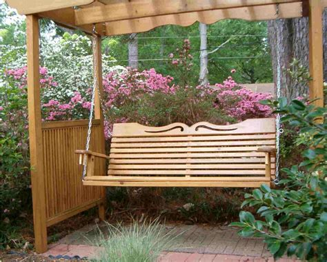 wooden porch swing kits wood porch swing plans jbeedesigns outdoor wood porch