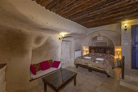 underground cave room cappadocia hotel