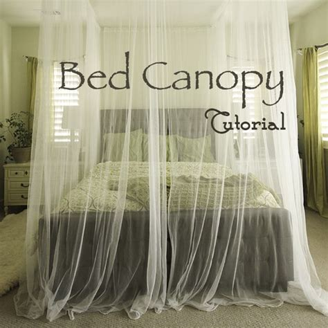 make your own canopy step by step diy guid to crate your own canopy love this