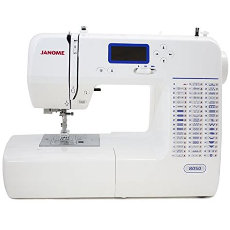 Janome 8050 Sewing Machine Review Best Sewing Machine Best Machines Review