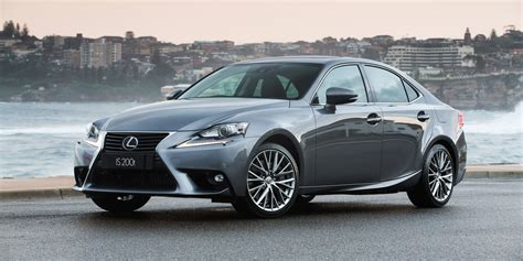 lexus is 2016 2016 lexus is pricing and specifications photos caradvice
