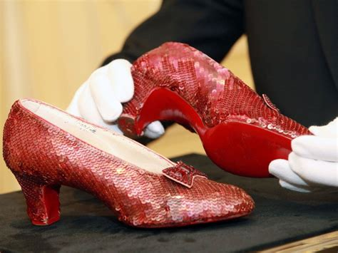 dorothy s slippers smithsonian help the smithsonian save dorothy s ruby slippers from