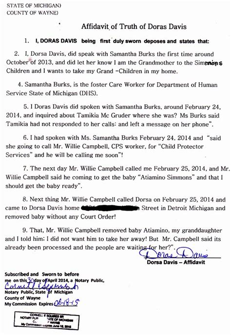 Washington Foster Mba Recommendation Questions by Sle Emancipation Child Support Letter