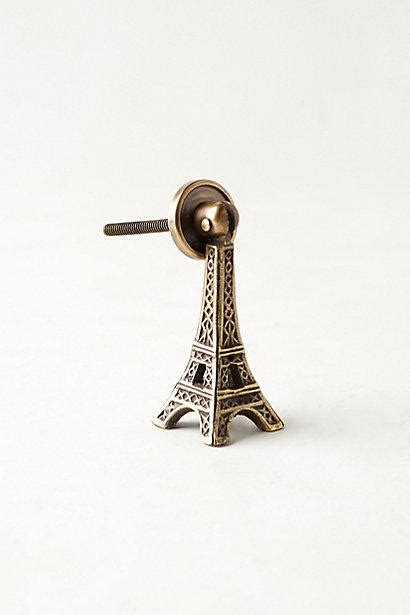 Eiffel Tower Drawer Pulls by City Of Light Knob I Anthropologie