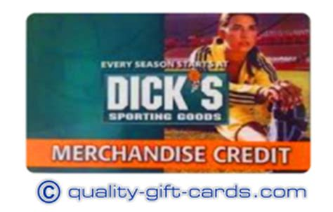 Dickssportinggoods Com Gift Card Balance - sell dicks sporting goods ecode with pin 58 27 quality gift cards