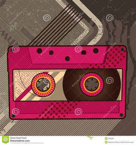 imagenes retro video cassette retro background royalty free stock photography
