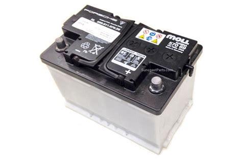 porsche boxster battery new bosch battery much better than interstate page 3