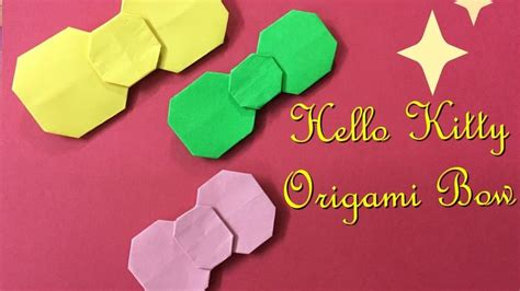 25 best ideas about origami bow on origami