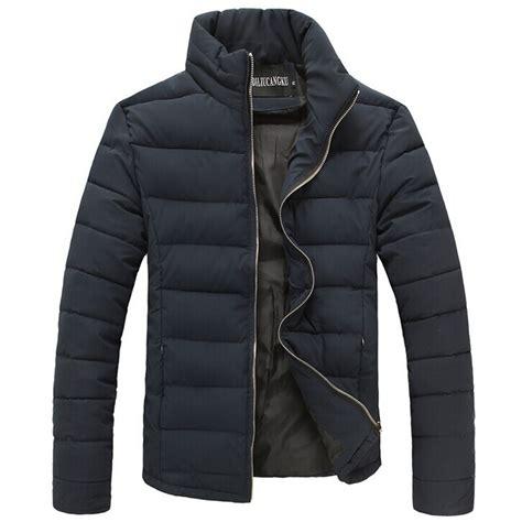 2015 musim gugur dingin korean fashion baju hangat 5 warna berdiri kerah jaket untuk laki jpg
