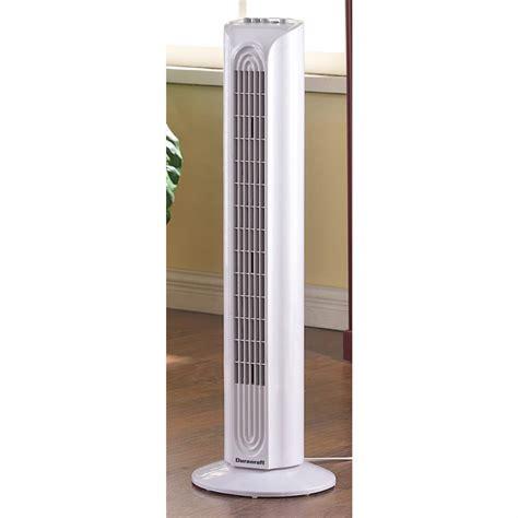 Honeywell 174 Duracraft Oscillating Tower Fan White 162589
