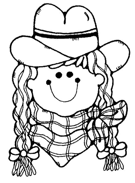 western coloring pages images clipart best