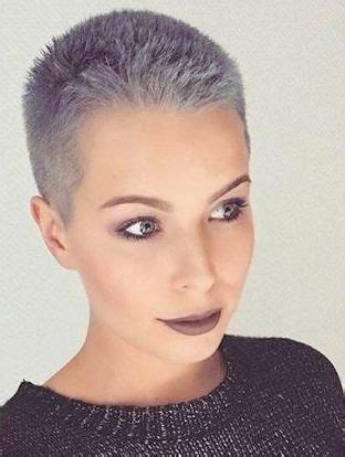 women getting hair buzzed and shaved wow opinions of her cut short hair beauty pinterest