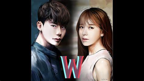 Drawing W Two Worlds by W Two Worlds Speed Drawing Jongsuk Hyo Joo