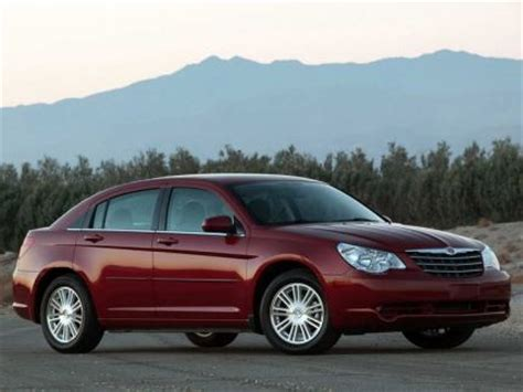 2007 Chrysler Sebring Reliability by Chrysler Sebring Limited 2007 Review With Specs