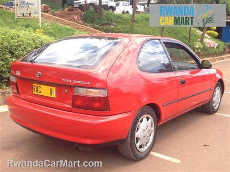 Toyota Corolla Hatchback 1993 Used Toyota Hatchback 1993 1993 Toyota Corolla Xli 3 Doors