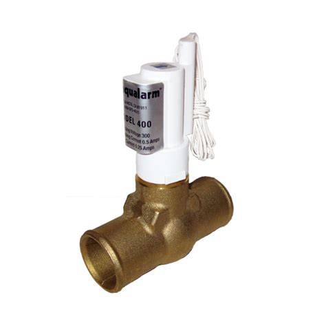 complete water flow alarm detector kit seaboard marine