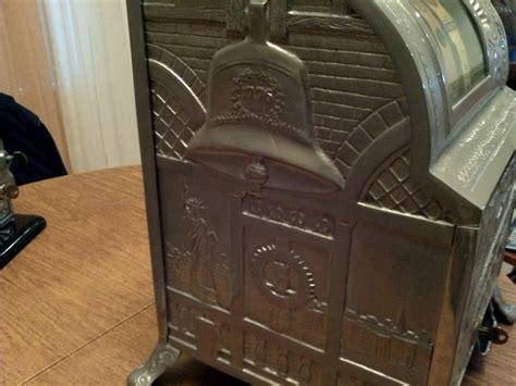 antique mills operator bell slot machine obnoxious