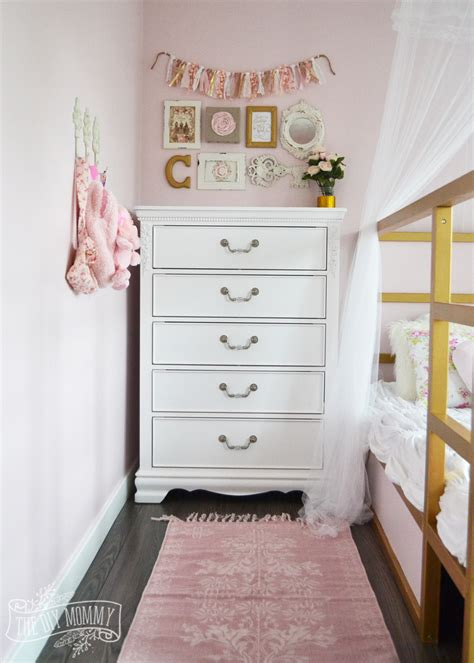 white shabby chic bedrooms a pink white gold shabby chic glam girls bedroom