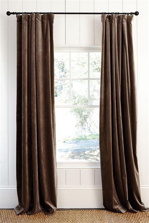 how to hang heavy curtains 15 photos heavy linen drapes curtain ideas