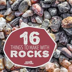 16 cool things to make with rocks