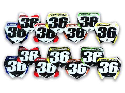 motocross racing numbers 100 motocross race numbers motorcycle racing