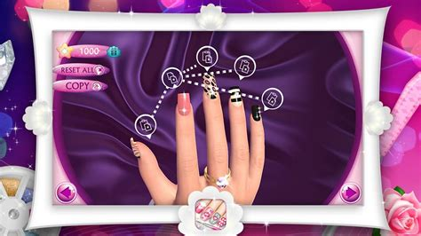 fashion nails  girls game apk   lifestyle