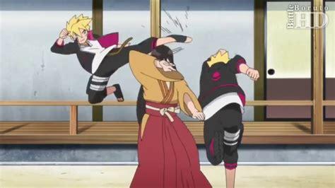 boruto vs hanabi hanabi vs boruto fight full boruto naruto next