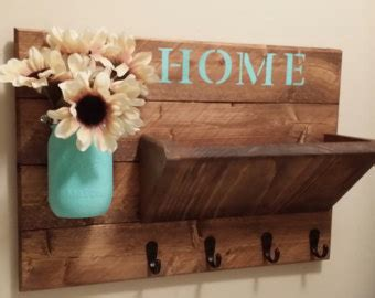 home decor holding company mail and key holder etsy