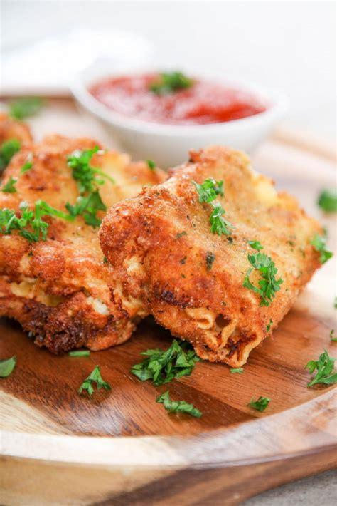 Olive Garden Lasagna Fritta Recipe by Copycat Olive Garden Lasagna Fritta Allfreecopycatrecipes