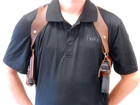 most comfortable shoulder holster pro carry leather shoulder holster shoulder gun holster