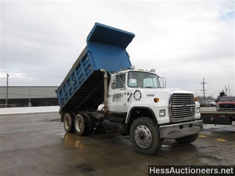 ford l9000 dump truck for sale ford l9000 dump trucks for sale 120 used trucks from 200