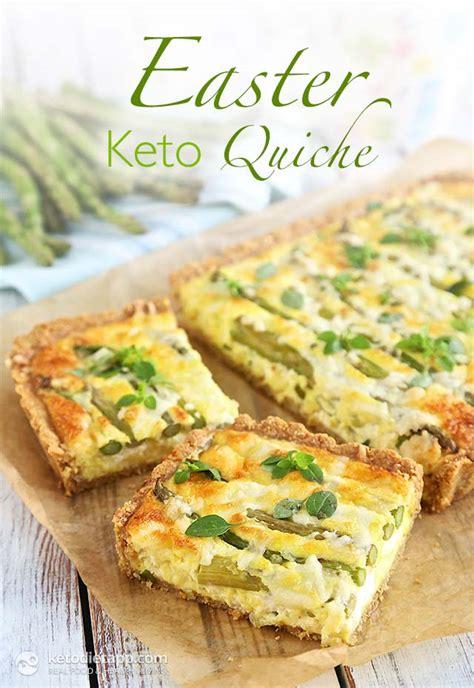 vegetables keto reddit easter keto quiche the ketodiet