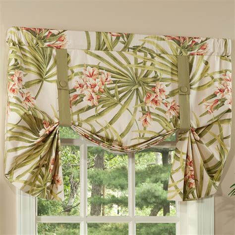tropical curtains window treatments katia tropical window treatments