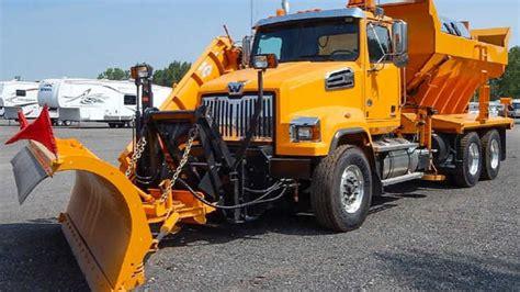 snow plow sander trucks  sale ritchie