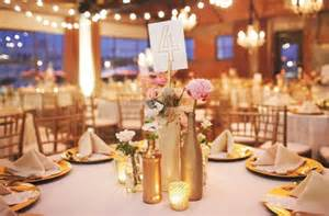 Wedding Vases Empty Glass Bottles Fill In As Gorgeous Wedding Centerpieces