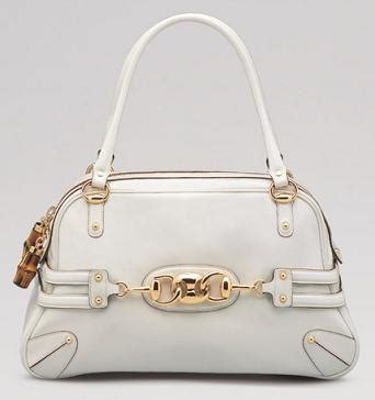 Gaucho Boston Bag by I Am Fashion Ss06 Bags Trend Ii White