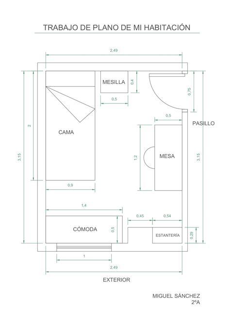 hacer un plano plano habitaci 243 n tecnolog 237 a programaci 243 n y rob 243 tica en secundaria