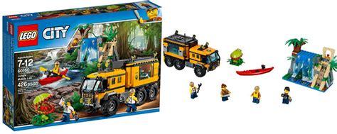 Lego City 60160 Jungle Mobile Lab i brick city part 3